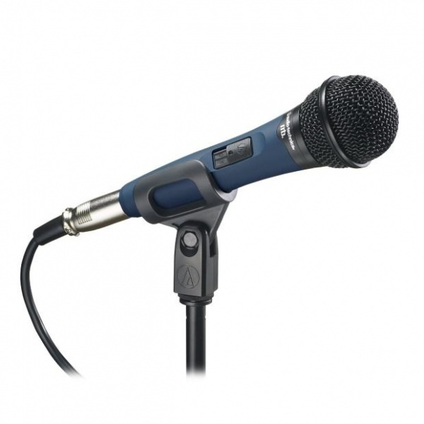 Wired Microphone with stand & cable